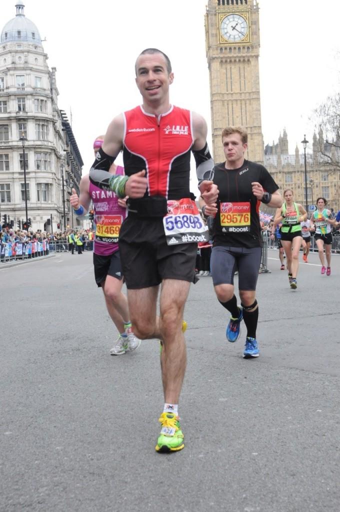 Marathon de Londres Avril 2015 #CAP #sport - 21 sur 33